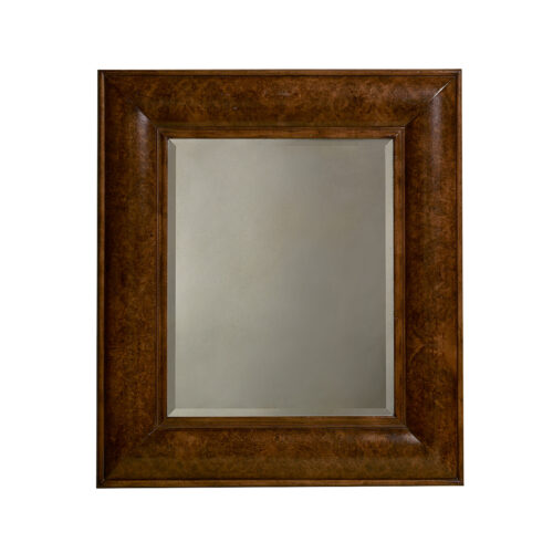 William And Mary Burlwood Mirror