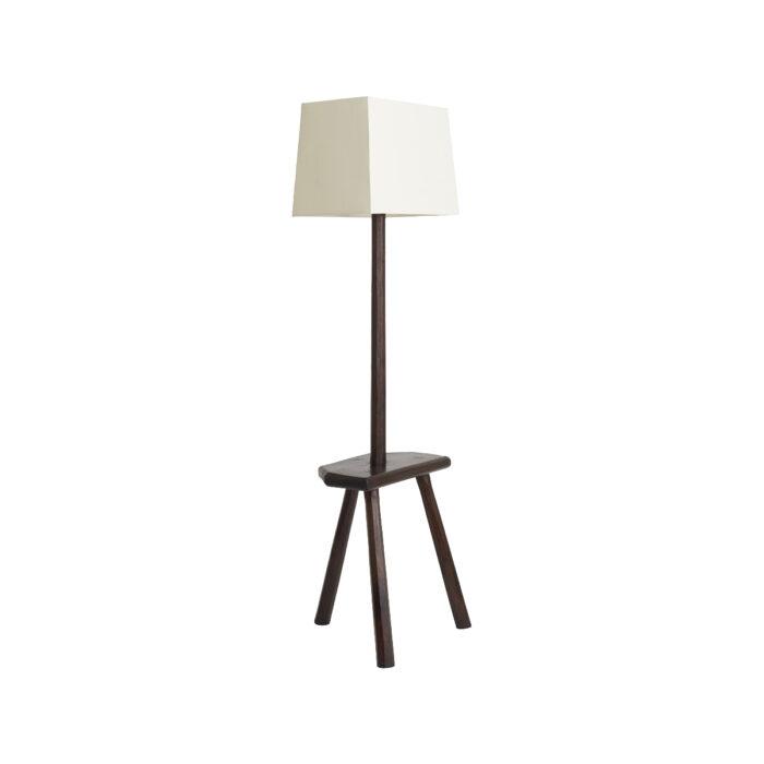 Blum Floor Lamp Angled View