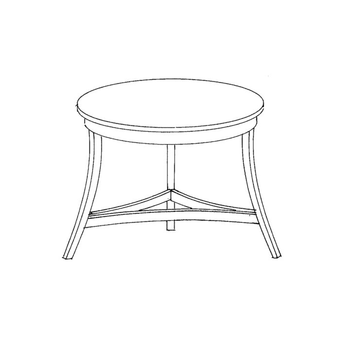 Bowood Table Custom