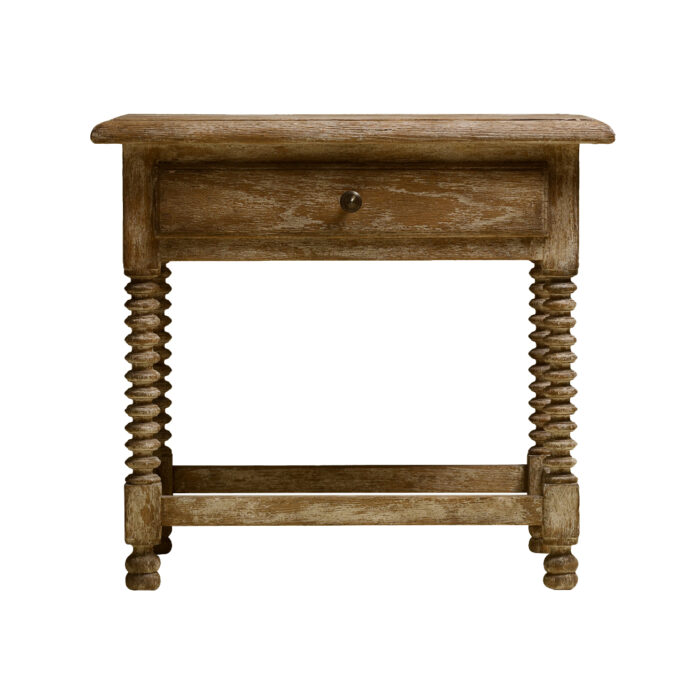 Louis XIII Side Table Front
