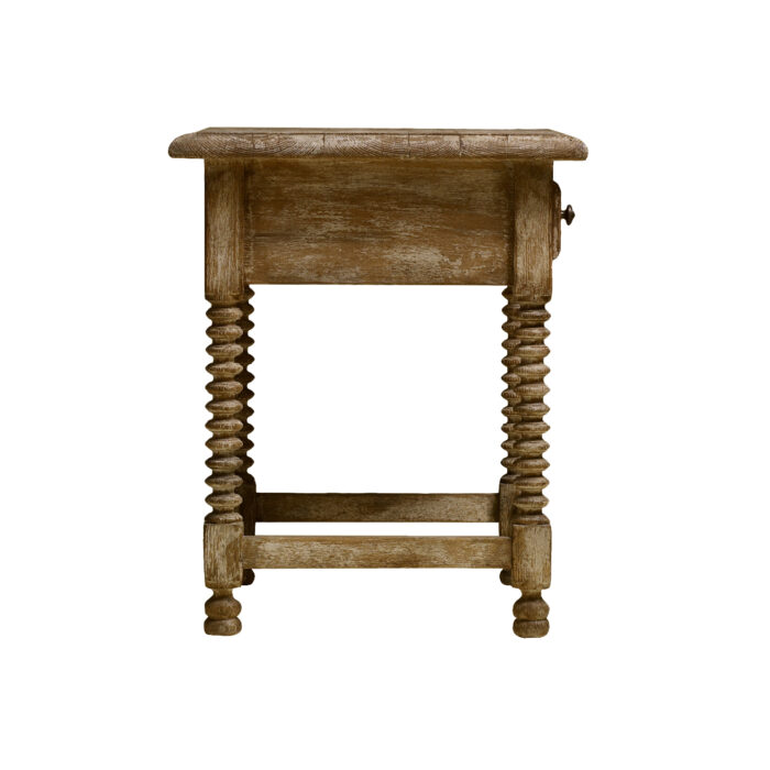 Louis XIII Side Table Profile