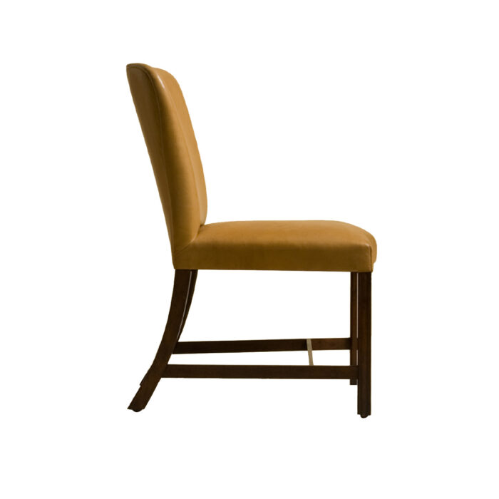 Chippendale Dining Side Chair - Small Side View