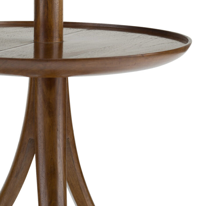 Fleur Side Table Lamp Close Up Side View