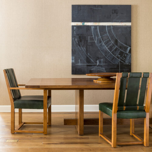 #TB-2101 PARKER DINING TABLE