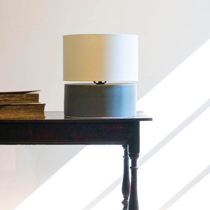 TL-5040-GB RONDELLA TABLE LAMP (GREY BLUE)