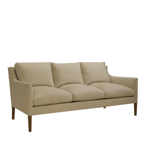 Piccadilly Sofa 84 Inch Width Angled View
