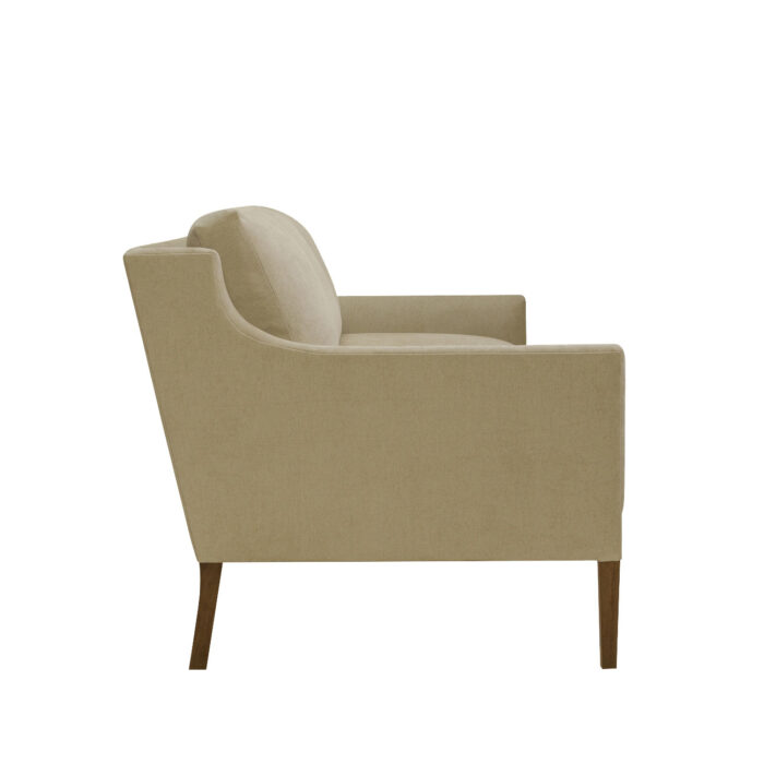 Piccadilly Sofa 84 Inch Width Side View
