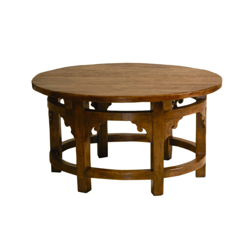 Goult Oval Hall Table