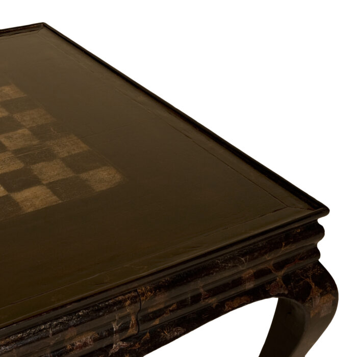 Game Table Close Up