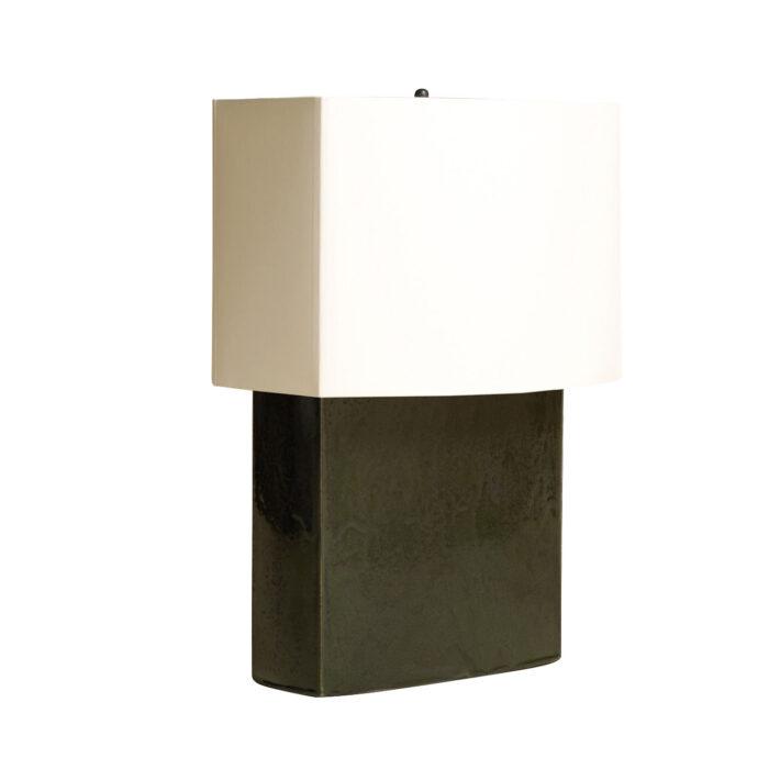 Rectangulaire Lamp Vert