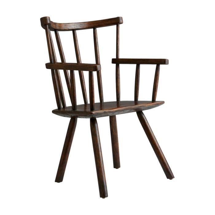 Stonehenge Chair At Angle No cushion