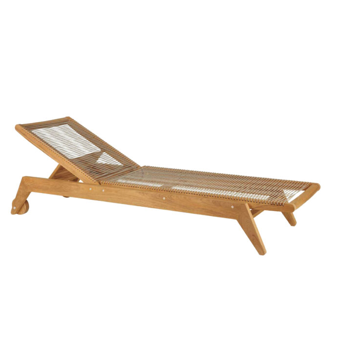 Cats Cradle Chaise Angle Without Cushion