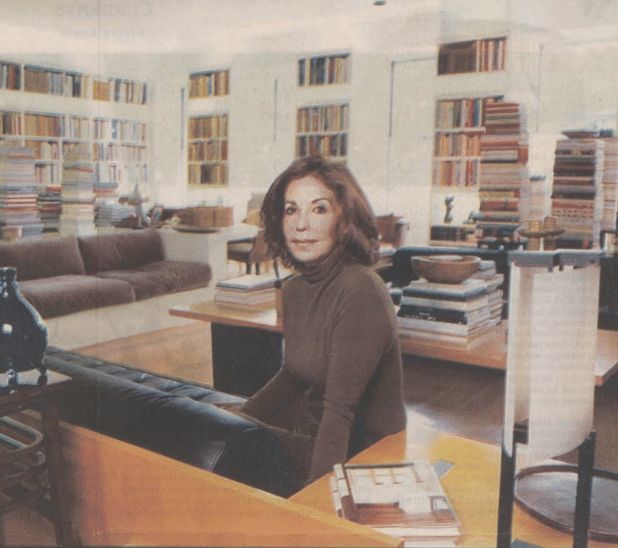 Rose Portrait NYT 2001