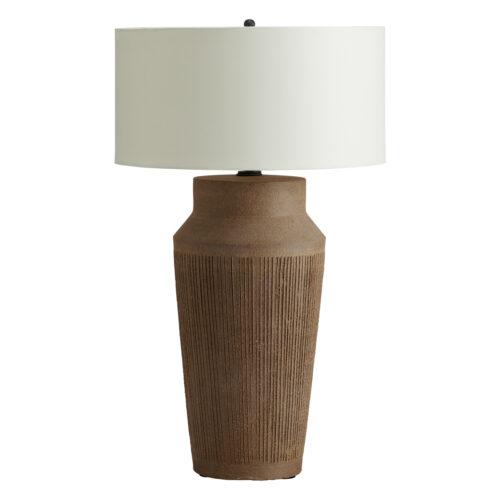 TL-5109-TAN_POT DU LAIT TABLE LAMP