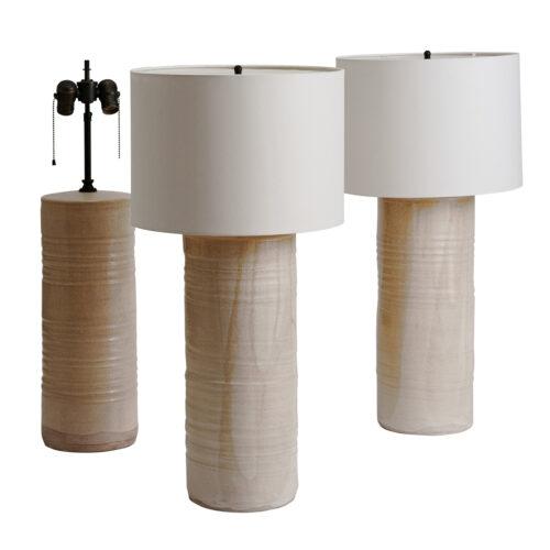 TL-968_CREME POT TABLE LAMP_1